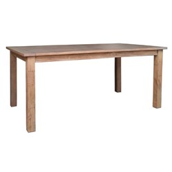 Driftwood*2100 - Dining Table - Pine/Weathered Grey
